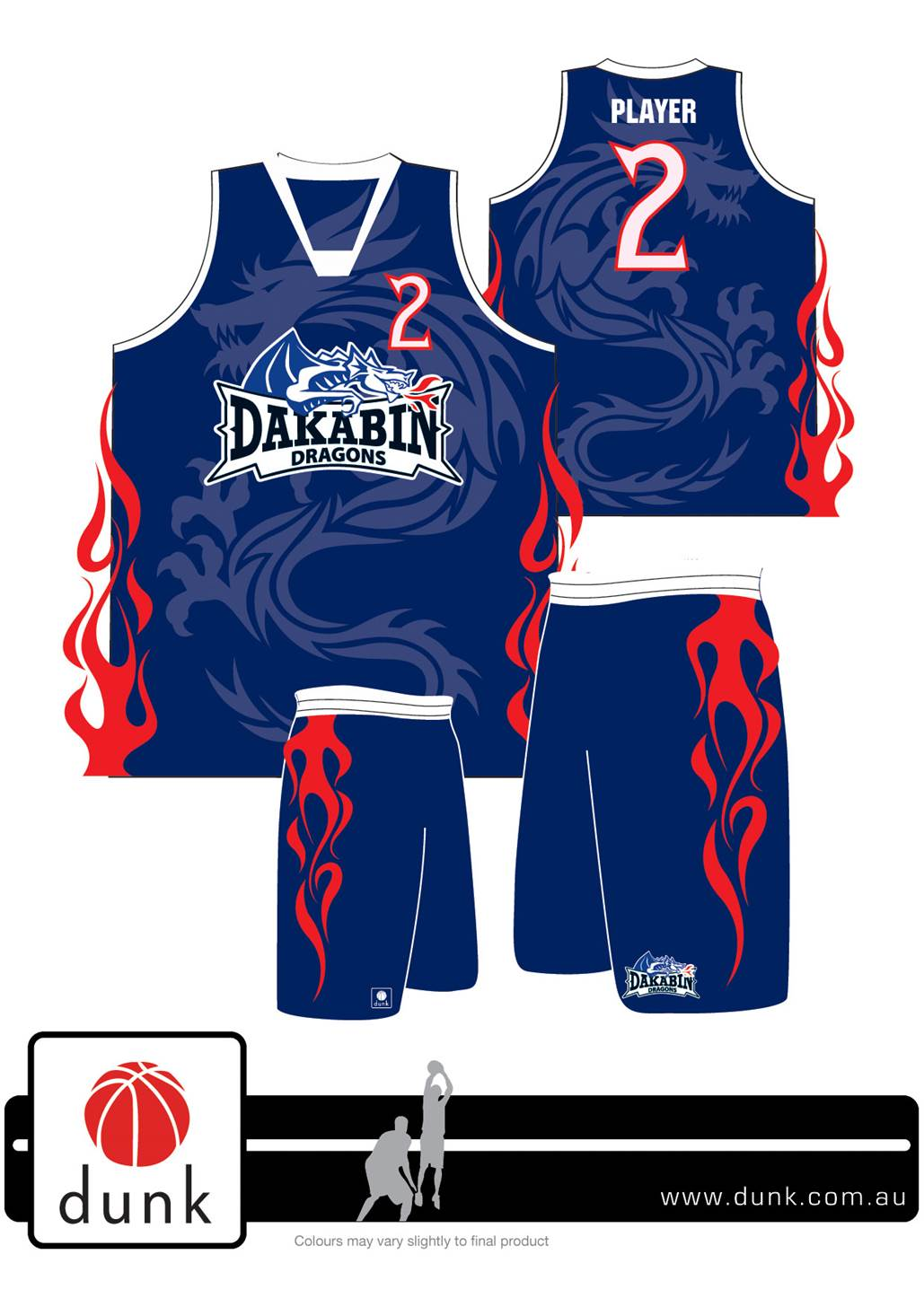 Dakabin Dragons Basketball Club Trials